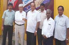 सहकार भारती अध्यक्ष का कैंपको दौरा